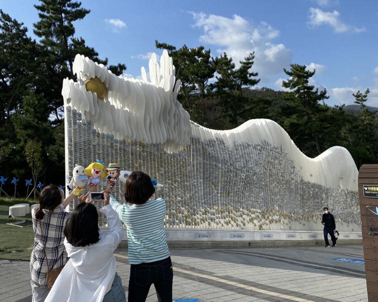 한국관광공사-캐릭터 인형 홍보영상 촬영